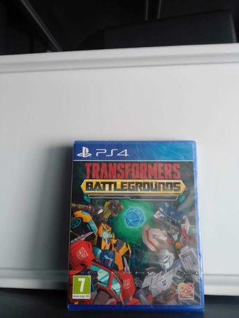 Transformers: Battlegrounds PS4 (NOVO/SELADO)