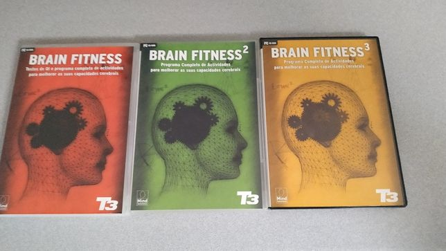 DVD's - Treino mental