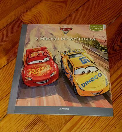 Książeczka/książka dla dziecka. Z miłości do wyścigów ilustrowana