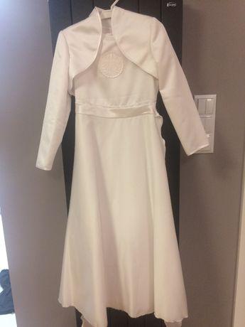 Sukienka - alba komunijna