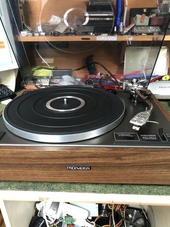 Gramofon PIONEER PL 12 D ll + Shure MM
