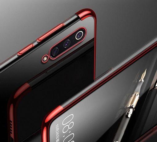 Nowe etui case Xiaomi Mi9 SE transparentne ultra cienkie różne kolory!