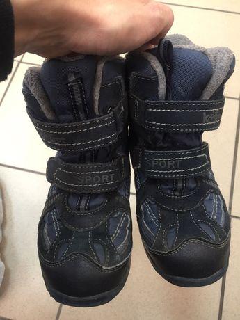 Зимние термо ботинки сапожки натурал Комфорт 31р/20см250 грн