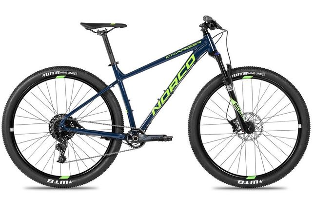 mountain bike norco charger 9.1