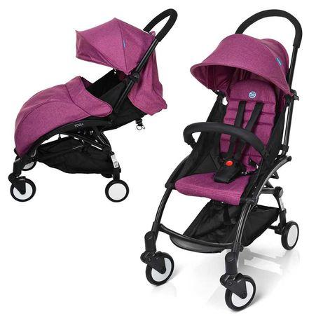Новая детская прогулочная коляска/візок El Camino Yoga M 3548 + чехол