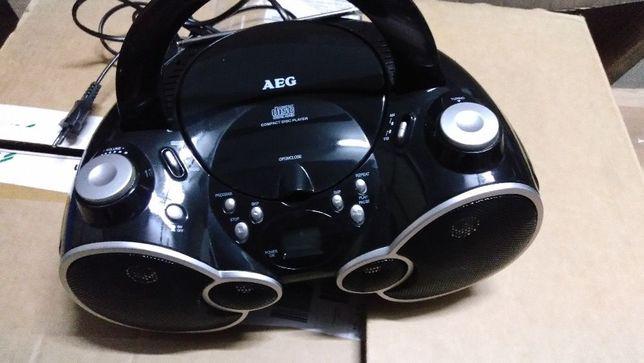 Rádio / Cd AEG