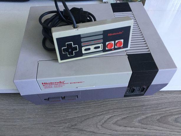 Consola de Jogos Nintendo - Nintendo Entertainment System