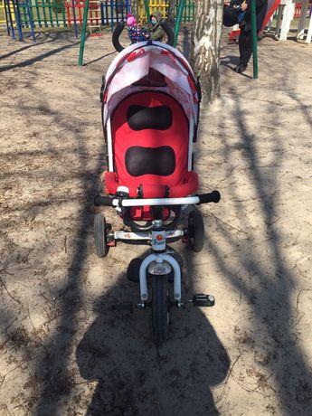 Велосипед Ukraine Style Turbo Trike
