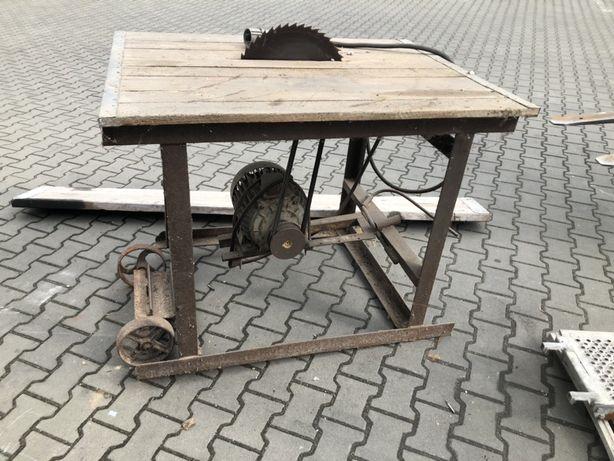 Piła stołowa tarczowa krajzega cyrkularka na 380v silnik 4kW