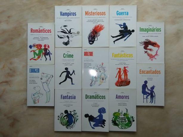 Livros Colecção - Biblioteca de Verão JN