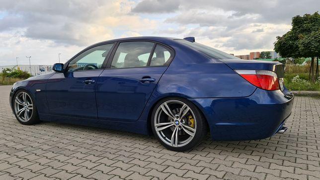 BMW E60 2.2 Benz M Pakiet