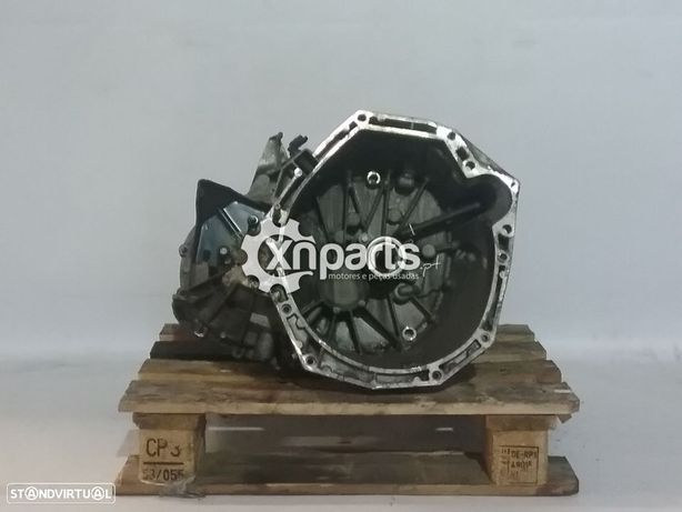 Caixa de velocidades manual RENAULT MEGANE II 1.5 DCI 105cv REF. TL4 A001 - MOTO...