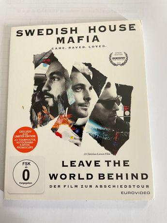 Swedish House Mafia - Leave the world Behind (Blu-Ray)