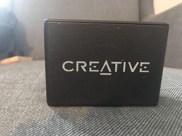 Przenośny głośnik creative bluetooth