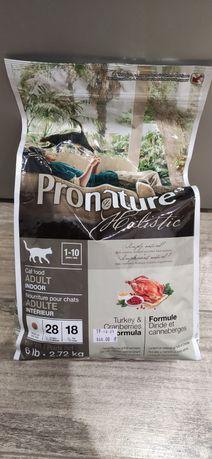 Pronature Holistic (Пронатюр Холистик) ИНДЕЙКА С КЛЮКВОЙ корм для коше