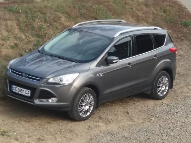 Ford Kuga Titanium официал