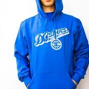 Bluza DC Turned Sport blue XL