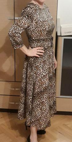 Sukienka Bialcon 40, panterka
