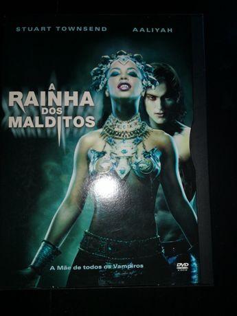 Vendo filme Rainha dos Malditos DVD