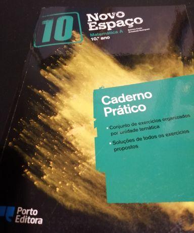 Novo Espaço Matemática 10 - caderno de atividades