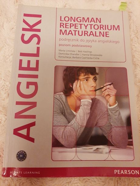Sprzedam: Podręcznik - LONGMAN Repetytorium Maturalne j.ang