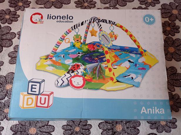 Mata edukacyjna Lionelo Anika