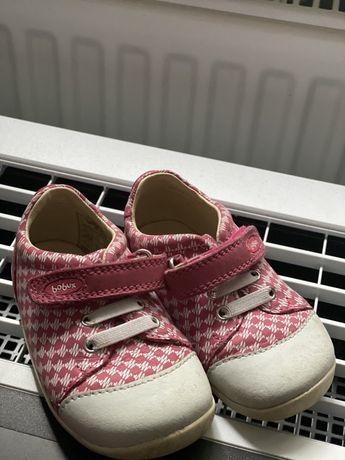 Buty dziecięce bobox skórzane r.20