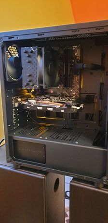 Komputer Ryzen 3 3100, 16gb, MSI GTX 1060OC 6gb