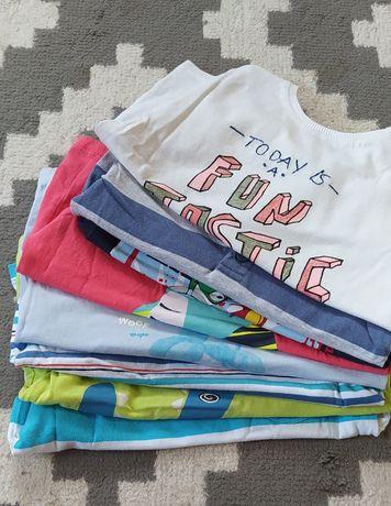Zestaw koszulek chlopiecych