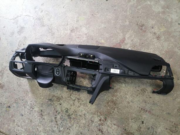 BMW F30 F32 F34 F36 deska head up z poduszka airbag HUD