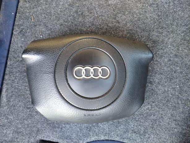Poduszka powietrzna airbag kierownicy audi a4 b5 a6 c5 a8 d2 z taśmą