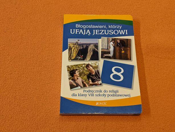 Podręcznik do religii klasa 8 stan idealny