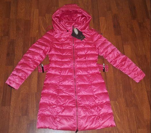 Новый MONCLER р.14-16лет Италия зимняя парка пуховик пальто куртка