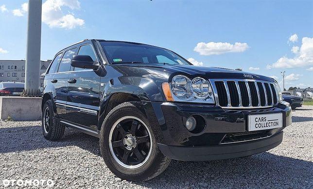 Jeep Grand Cherokee LIMITED / Nawigacja / Tempomat / Szyberdach /...