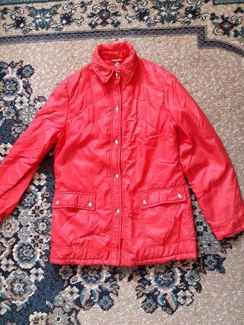 Демисезонная курточка-ветровка