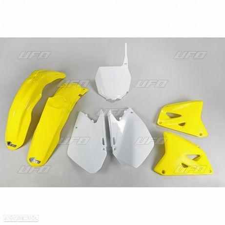 kit plasticos ufo suzuki rm 125 / 250