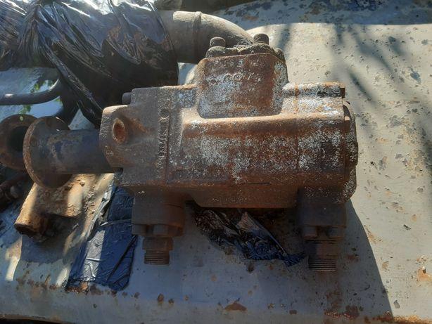 Pompa hydrauliczna śmieciarka