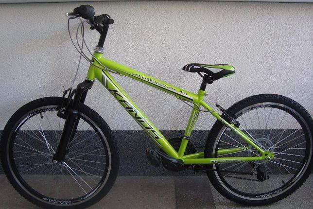 """NOWY rower górski chłopięcy 24"""" Lorenzo młodzieżowy"""