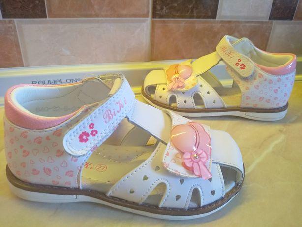 Босоножки, сандали для девочки BI&KI, Tom.m 27,28,29,30,31,32