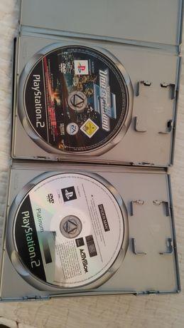Nfs Underground 2 i Spiderman na PS2 Playstation 2 !