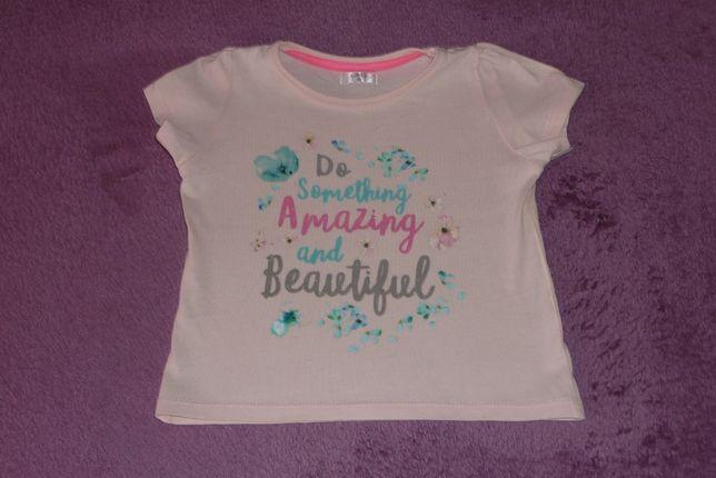 Bluzeczka - dla dziewczynki - rozmiar 98