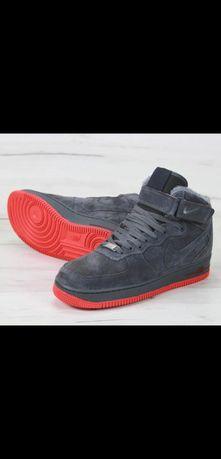 "Nike Air Force 1 High ""Grey"""