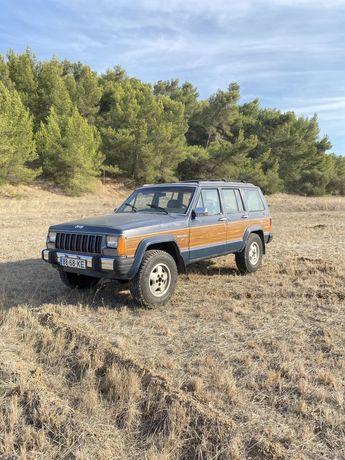 Jeep Cherokee XJ Wagoneer 4.0 HO