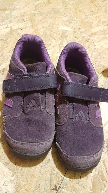 Buciki dla dziewczynki adidas