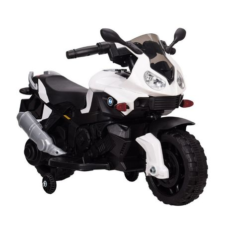 Pojazd Motor Motorek na akumulator Shadow Biały