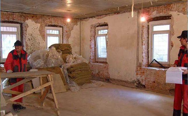 ремонт домов,квартир под ключ, утепление, внутрение работы