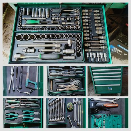 Carrinho de ferramentas da Jonnesway