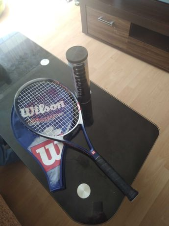 Zestaw tenisowy Wilson