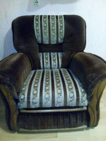 Кресло велюр состояние как на фото отличное