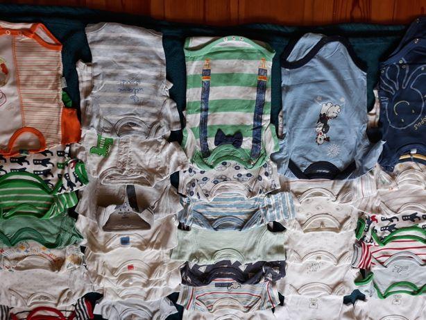 Ubranka dziecięce 56-62